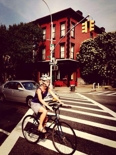 Brooklyn NYC Taking Photos Streetart Enjoying Life High Life