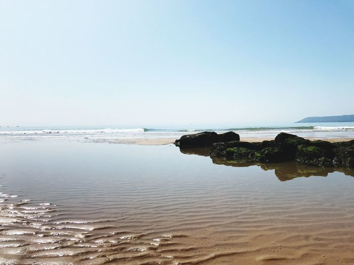 Beachlife Summer Beachlife Dreamy Seaside Coast Vitaminsea Water Sea Sky Beach Scenics - Nature Beauty In Nature Land