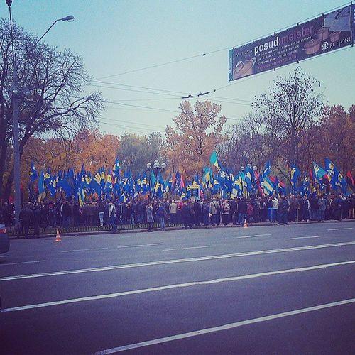 свобода молодець Слава Украiiнi