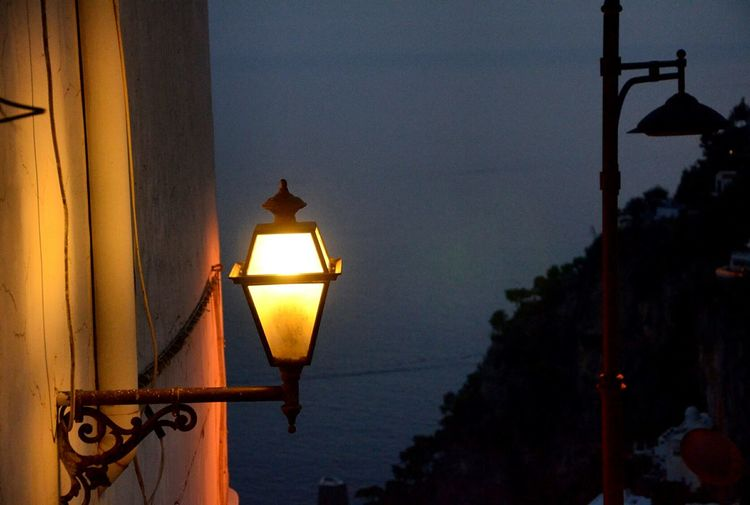 EyeEm Selects Positano, Italy Positano Coast Illuminated Street Light Lantern Night Architecture Electric Lamp No People Building Exterior Sky Outdoors Travel Destinations Lighting Equipment Italy🇮🇹 Myphoto Cloud - Sky Beautiful Place Day EyeEm Best Shots - Nature The Week On EyeEm Cityscape