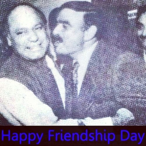 Happy Friendship Day PakistaniPolitics Noon Sheeda Pyar Mylovestory LOL