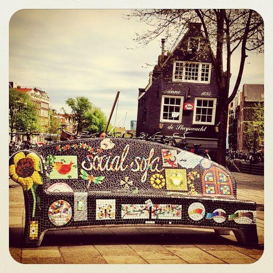 Social Sofa in #amsterdam #holland #earlybirdlove #ebstyles_gf #dutch #jj_forum #igersholland #ubiquography #cityams Ams_eb O2travel Amsterdam Holland Social Sofa Dutch Earlybirdlove Jj_forum Ubiquography Igersholland Ebstyles_gf Cityams