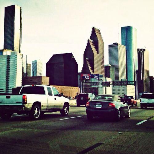 Houston Houston Rockets HoustonTX Beautiful ♥ Building First Eyeem Photo