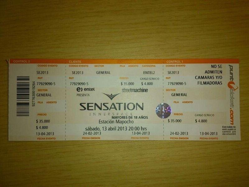 sensation !! Sensation2013