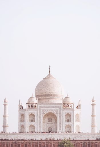 Taj mahal one of the best place in india