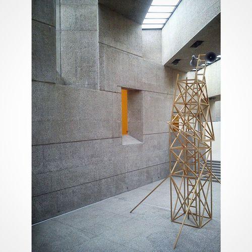 Espacio Tamayo Arquitectura Mexico