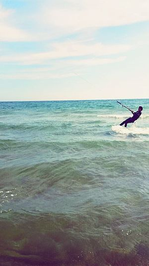 Capturing Movement ChristopherMartin Kitesurfing Bluesea Airush Waves, Ocean, Nature Summer2015 Summercollection Style Ready forcthe season !! ♡