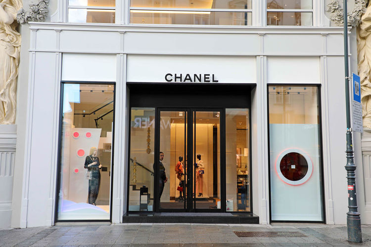 Chanel store Architecture Building Exterior Built Structure Entrance Text Communication Door City Western Script Real People Incidental People Day Store People Group Of People Men Footpath Adult Outdoors Lifestyles Store Sign Chanel Chanel Store Chanel❤ Chanel <3