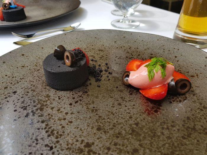 Food Art Water