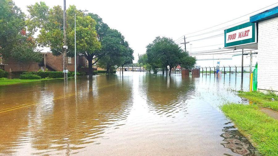 Houston Floods (Westpark/Newcastle) Houston Floods