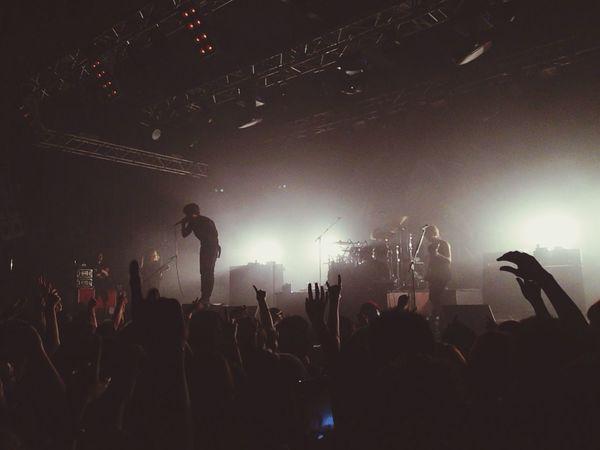 ONE OK ROCK Live Punkrock Concert