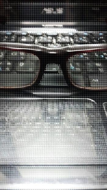 My Glasses Glasses? Blackandwhite Monochrome