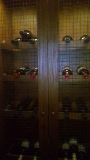 Wines Close-up Closed Closed Door