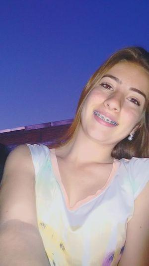 Smile Sonría Eyes Brackets💗 Cielo Azul Girl Cool Happy 👑😁😁😁😘💙💙💙