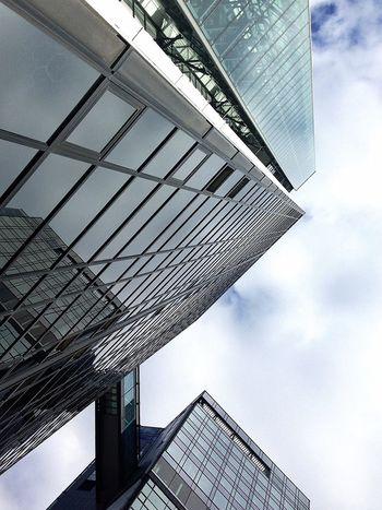 Lookingup Architecture TheMinimals (less Edit Juxt Photography)