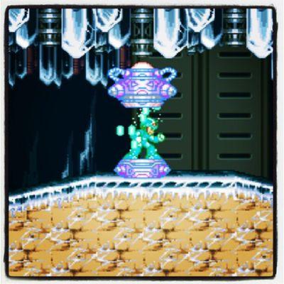 Cargado de poder MegamanX Snes Nintendo CAPCOM Videogames geekgamer