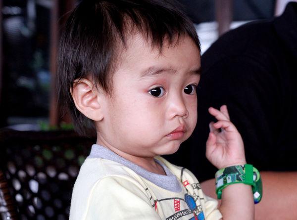 Baby Babyhood Childhood Close-up Cute Day Ezzra Fragility Headshot Indoors  Innocence MySON♥ People Portrait Real People Two People