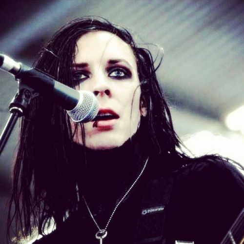 Rickyhorror RickyHorrorOlson Rickyolson Horror Guitarist Guitar MotionlessInWhite MotionlessInWhite Miw Motionless Live Concert Love BeautifulBoy Darkness Dark Hopeless Tattoos Piercing Beautifullips Beautiful Eyes Darkmakeup Horrormakeup Goth BeautifulHair BlackHair BlackOutfit BlackMakeUp † I Love You.