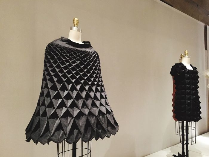 Fashion Manusxmachina Vogue Met Themet Themetropolitanmuseumofart MetropolitanMuseumofArt New York New York City Newyorkcity NYC NY Nueva York Dress Technology Couture