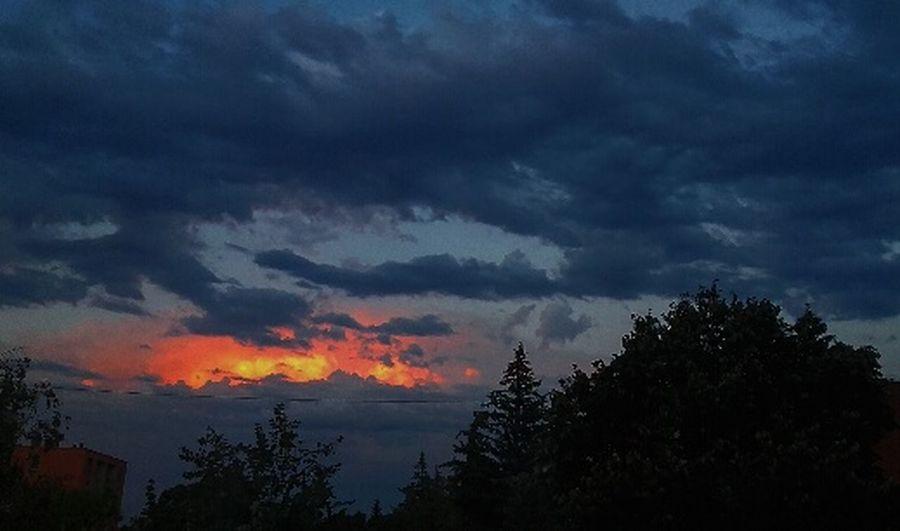 Sunset Hungary 🌅 Sunset