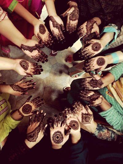 Showing Imperfection Henna Art Funtimes Celebration Pakistaniwedding