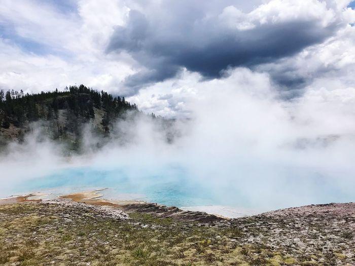 Geyser Cloud -
