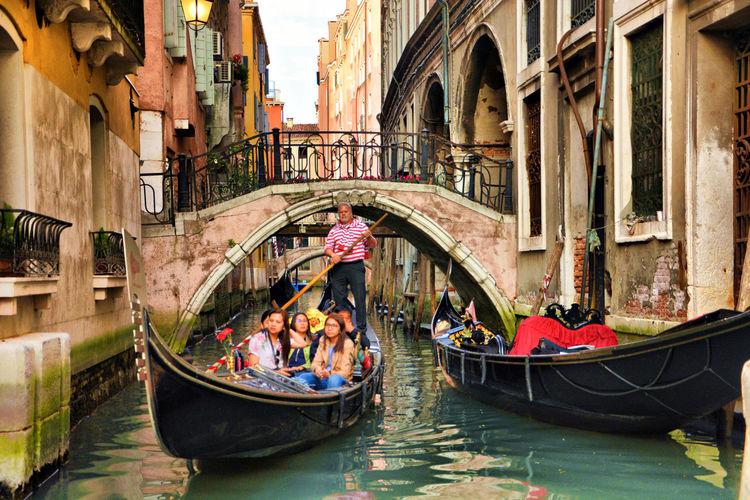 OpenEdit Nikon Travel Photography Scenics Italy Italia Italy❤️ Travel Destinations Venecia Venice, Italy Venezia Gondola - Traditional Boat Water Nautical Vessel Gondolier Canal Architecture Gondola