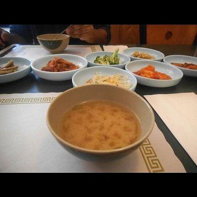 Korean Food Photography