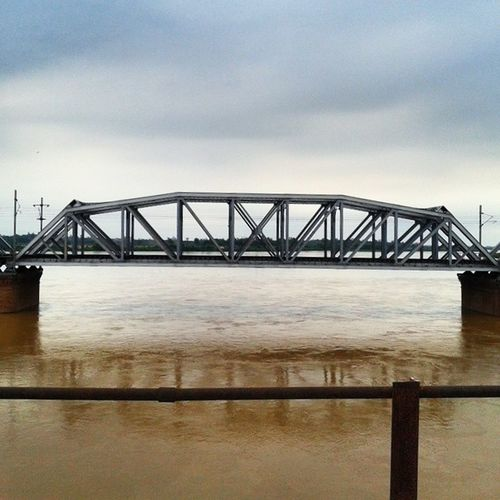 Beas river River Riverbridge Earlymorningphotography morning :)