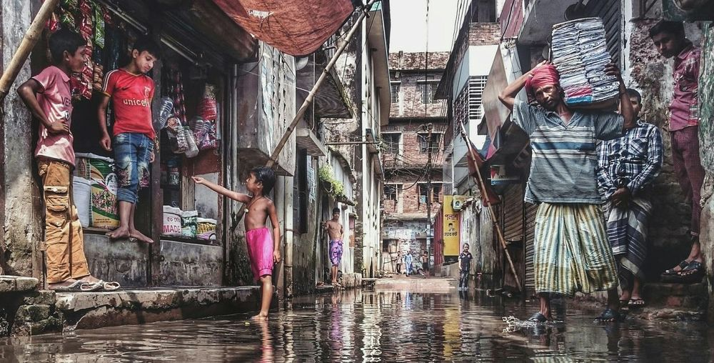 On the block Hazaribagh Dhaka Bangladesh Street Streetphoto_color Streetlife Streetphotography first eyeem photo Untold Stories Up Close Street Photography My Favorite PhotoCapture The Moment Here Belongs To Me Enjoy The New Normal The Secret Spaces EyeEm Ready   EyeEmNewHere
