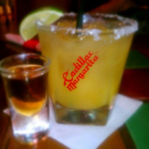 Time for a Mango CadillacMargarita ! Drinks Bonding GoodTimes