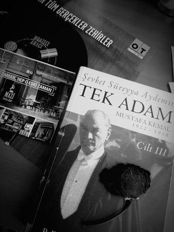 Mustafa Kemal Atatürk Tek Adam ❤ Record OT ✌