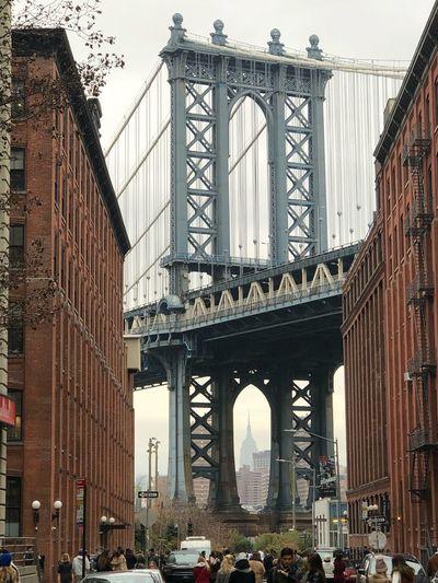 Dumbo NYC Built
