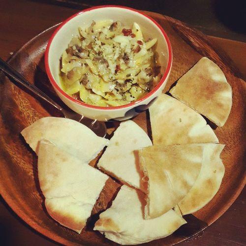 ครั้งแรกของหอยป้า ไม่รู้ชื่อเมนู แต่ต้องทานตอนร้อนๆ ฝีมือปลายจวัก หมึกจิ๋มขี้เกียจ