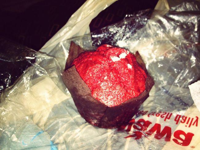 Red Velvet Cupcake Yum