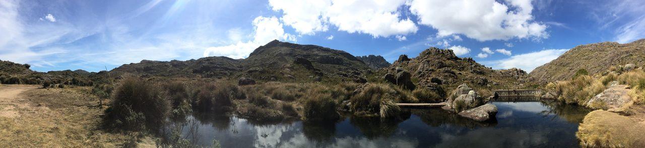 Itatiaianationalpark Mountain Nature Adventuretrip Trail
