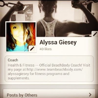If you're still cool enough to use facebook, go like my page! ? Once I get good stats, I'll be doing supplement giveaways over the summer based on who likes my page! ❤ Giveaways Likes Follows Facebook supplements official coach page likeforgiveaways fitnesspage fitness beachbody teambeachbody