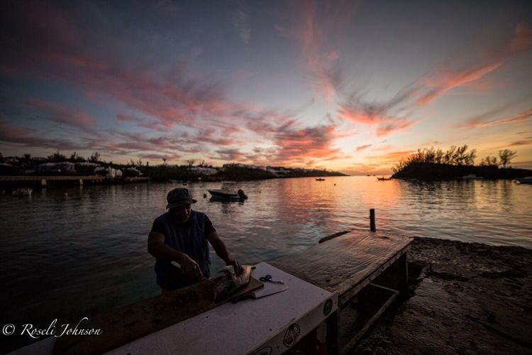 Fishermen and