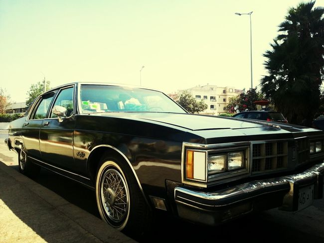 Cadillac Streetphotography