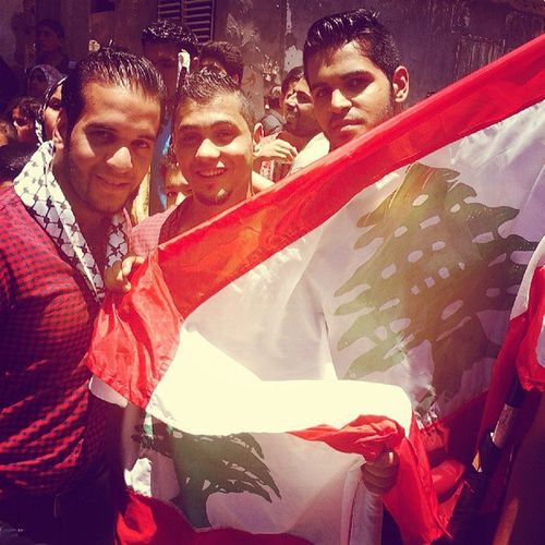 Nice day with my friends to see Mohammedassaf Lebanon Palestina Palestinian Gaza assaf ;)