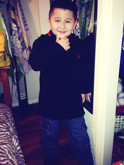 My other handsome little nephew :) <3
