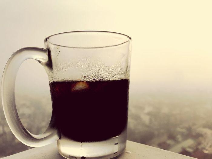 Coffee Refreshment Drink Food And Drink Glass Household Equipment Drinking Glass Still Life