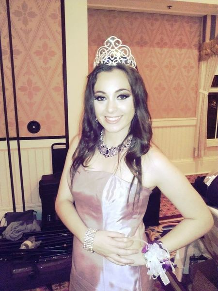 I Was Crowned Prom Queen!!