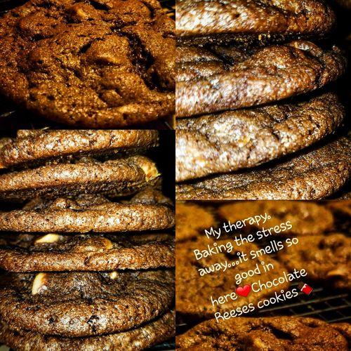 Baking Close-up Freshness Food Indoors  Chocolate♡ Chocolateaddict Love Stressrelief Inthekitchen