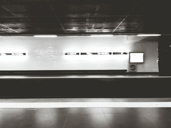 Subway Black & White NEM Submissions Eyem Best Shots - Black + White