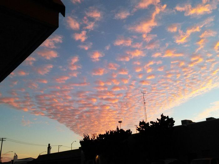No Edit/no Filter Calisky Vallejo Clouds And Sky Sunset_collection Sunset Silhouettes My Cali Life Norcal