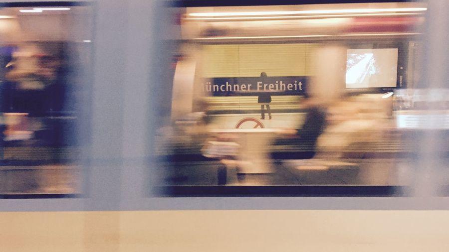 München Ubahn