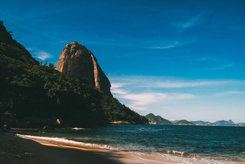 EyeEm Selects Colors RJ Brazil Rio De Janeiro Pão De Açucar Urca Beach Praia Vermelha Brazil Photooftheday