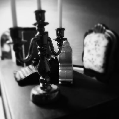 The little vision of the tiny house of Granny Zulema Indoors  Close-up No People Home Interior Day Chess Piece