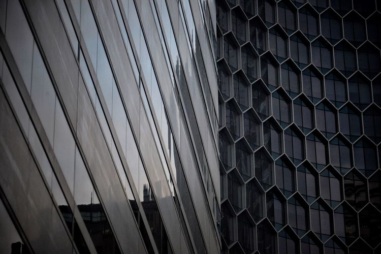 Architect Architecture_collection Architecturelovers Architecturelovers Architecture Art Pattern Pattern Backgrounds Full Frame Architecture No People Built Structure Building Exterior Repetition Building Modern Glass - Material Wall - Building Feature Textured